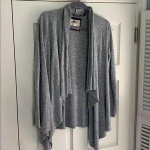 Super Soft Cupio Cascade Open Front Sweater
